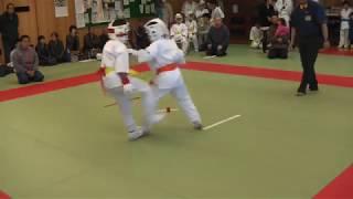 2018年12月2日に行われた極真会館新潟内部試合です。 新潟中央道場では...