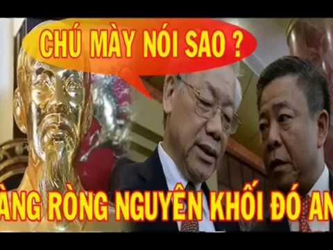 Điềm gở của Nguyễn Phú Trọng trên báo Nhân Dân
