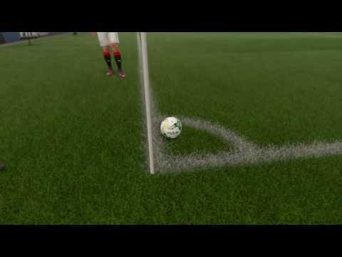 FIFA 17 Philippe Senderos overhead kick!