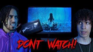 Die verfluchte Videokassette.. Die Wahrheit hinter dem