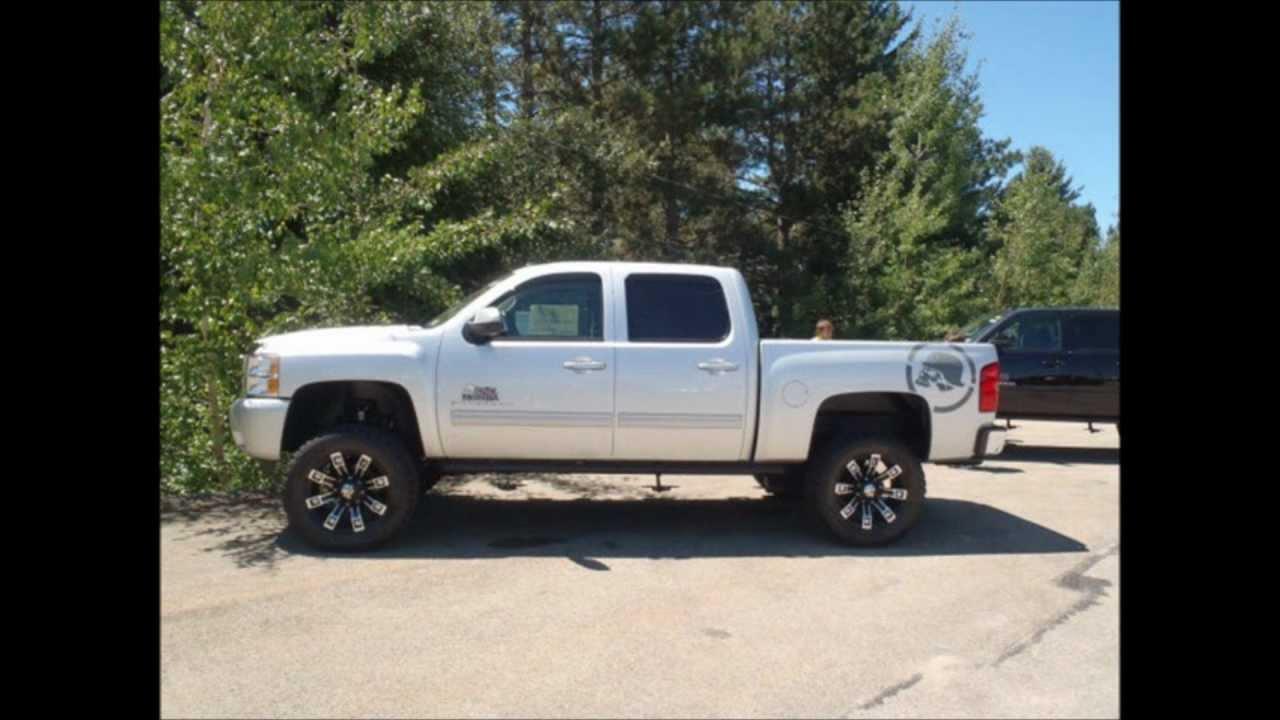 2012 Chevy Silverado Rocky Ridge Metal Mulisha Truck For