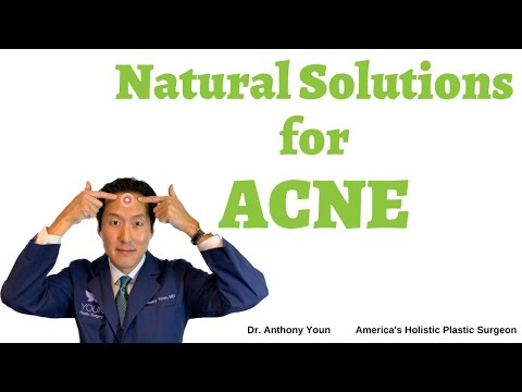 Simple, Natural Solutions for Acne - Dr. Anthony Youn