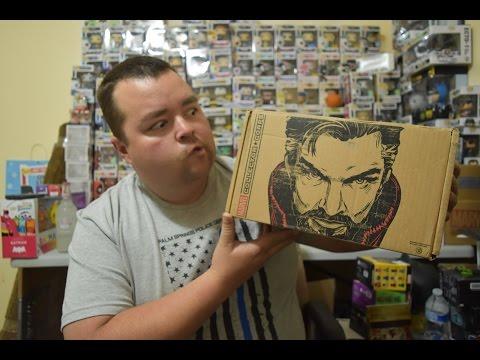 Marvel collector corp DOCTOR STRANGE box