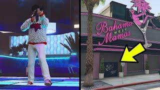 GTA 5 ONLINE - HOW TO GET INSIDE THE BAHAMA MAMAS NIGHTCLUB IN 2018! (GTA 5 Glitches & Tricks)