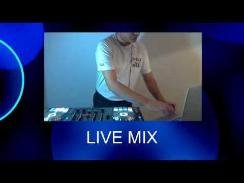 Dj Sandro Lousa Live Mix - Cabo Love & Retro Zouk