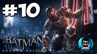 Batman Arkhram Origins Pc Gameplay #10 HD | No Comentado | Español Latino |  GeryGamer