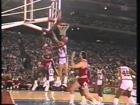1991 NBA SPECIAL MICHAEL JORDAN HISTORY 1/2