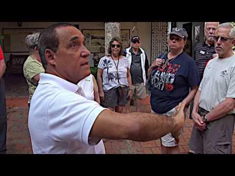 Tourist Stuff in Cartagena, Columbia Fun Video