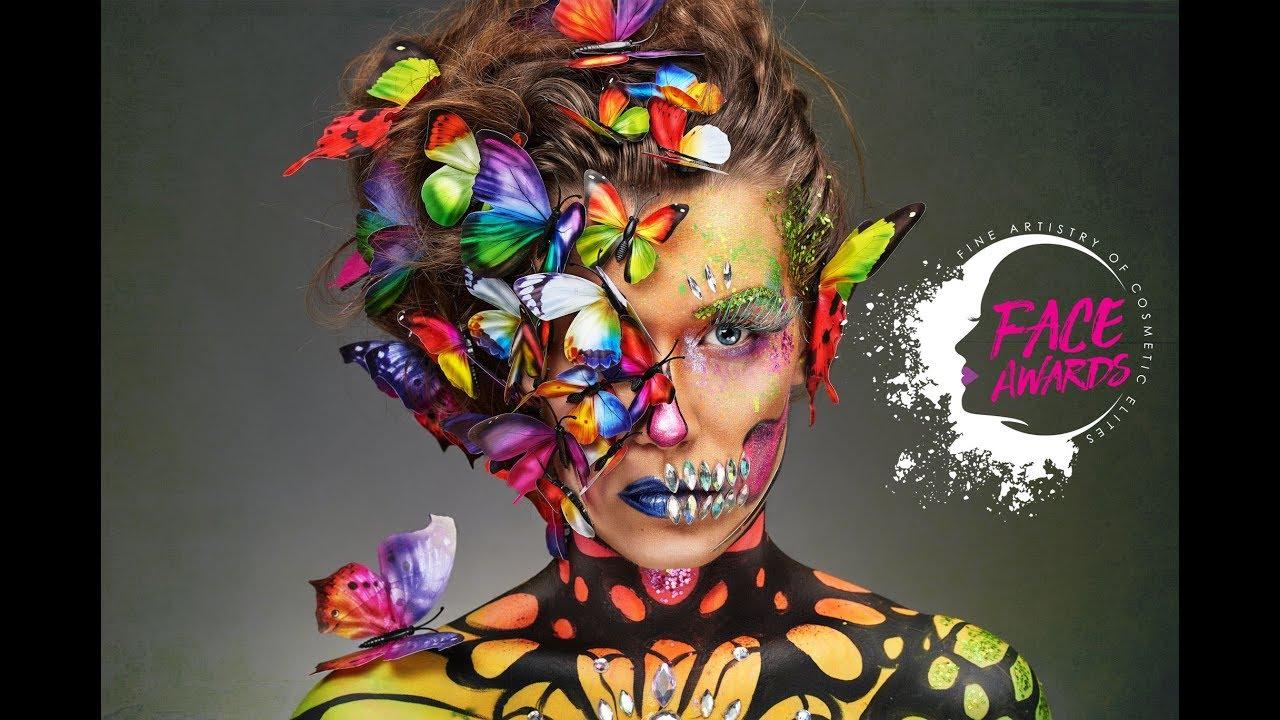 Nyx face awards romania 2020