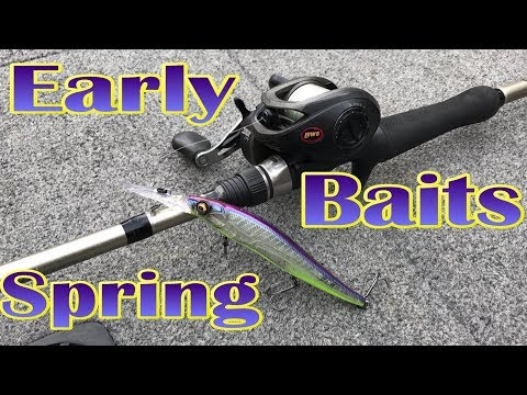 Best Early Spring Baits