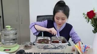 Ms Yeah | Make Self-heating Milk Tea Fondue | Tự làm Lẫu Phô Mát ở văn phòng | EP92