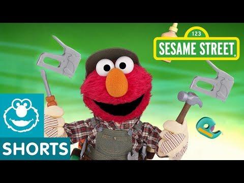 Sesame Street: Repair Monster | Elmo the Musical