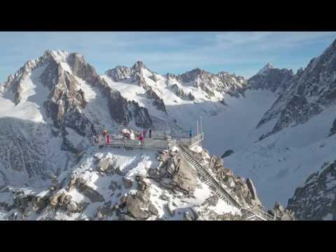🗻 Grands Montets, Chamonix (French Alps) 3300m 🗻