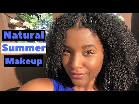 Easy Glowy Sweat-Proof | SUMMER MAKEUP TUTORIAL✨
