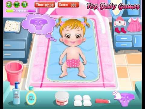 Игры Уход за малышами Играть в Уход за малышами игры онлайн
