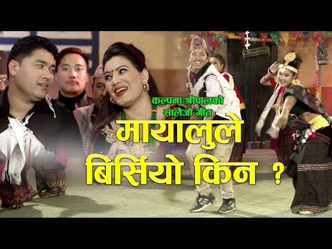 New salaijo song | Mayalu Le birsiyo kina | Sagar Birahi & Kalpana Shreepal | Feat. Prakash Saput