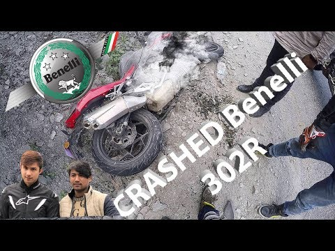 BRG (Benelli Riders Group) Ride to Bandipur || Benelli 302R crash ||