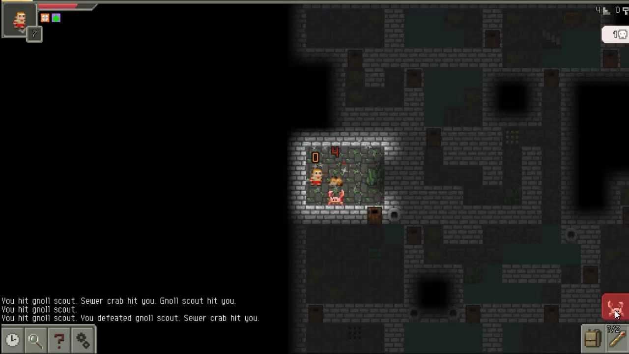Pixel Dungeon: Slaying Goo - YouTube