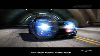 Need For Speed: Hot Pursuit (PC) - SCPD - Tough Justice [Interceptor]