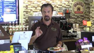 Breakfast Sandwich Bacon Sausage English Muffin Palm Harbor Gourmet Coffee Palm Harbor Fl
