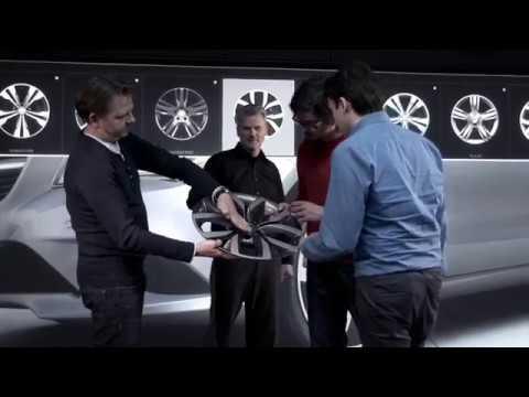 Mercedes-Benz Genuine Accessories - Complete Wheels