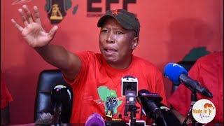 Malema calls on Ugandan President Museveni to go - He's too old
