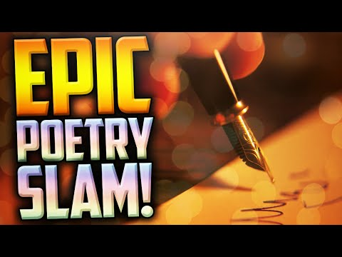 EPIC POETRY SLAM! (Weirdest Video Ever)