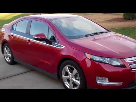 Chevy Volt - 9 Months and 9000 miles with this amazing GM hybrid electric car [Review]
