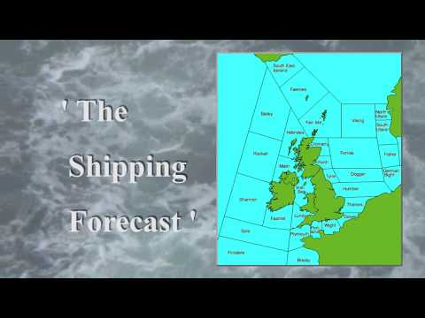 'The Shipping Forecast'