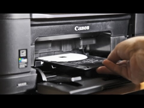 DVD Label Printing