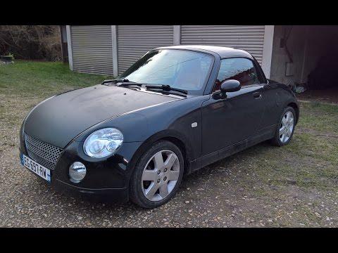 Présentation Daihatsu Copen Turbo de 2003