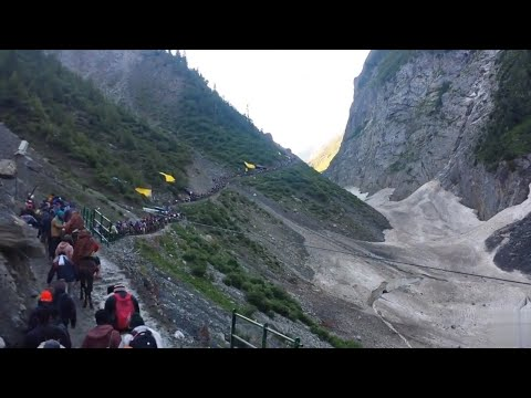 Amarnath Yatra 2017 Baltal Route By LS
