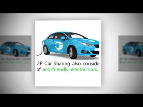 RENC | P2P car sharing platform & Blockchain