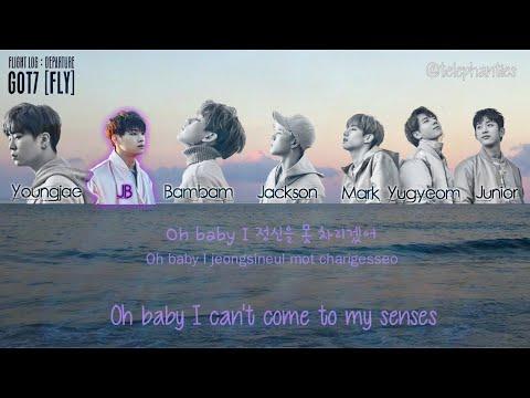 GOT7 - FISH [Eng/Color Coded/Han/Rom Lyrics]