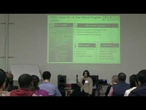Igniters Meetup: Immigration Hacking for Foreign born Entrepreneurs with Sweta Khandelwal