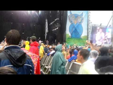 Weezer @Music Midtown 2013