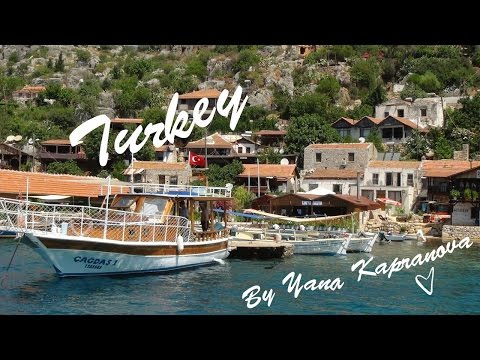 Travel// Turkey// My first video//