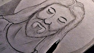 How To Draw Jesus Christ