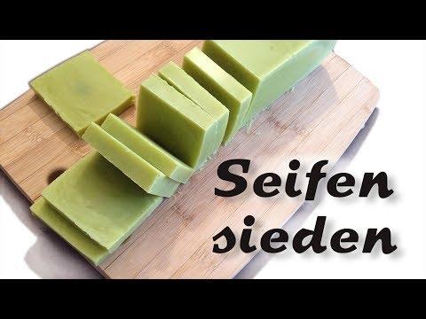 Seife Sieden   Erster Versuch Sich Seife Selber Zu Machen   Seifensieden DIY