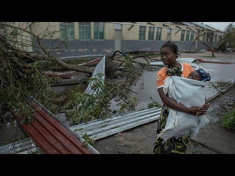 Moçambique: milhares de pessoas em risco