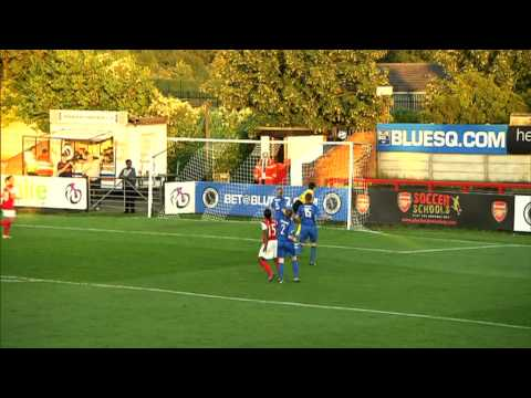 Arsenal 4-0 Lincoln | The FA WSL Official Highlights - 04-08-11