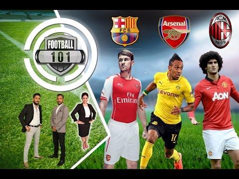 101 Transfer Talk   Aaron Ramsey To Barcelona