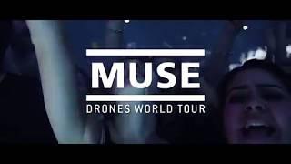 """Museが2015-16に行った全世界を130日間かけて駆け巡ったライブツアー""""Dr..."""