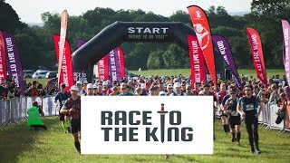 Race to the King Ultra Marathon 53 miles 2018 from Threshold Sports