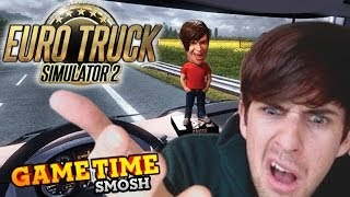WORST TRUCK DRIVERS EVER (Gametime w/ Smosh)