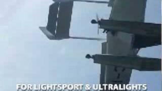 Canaero Dynamics Toucanultralight, experimental lightsport, amateur built aircraft.