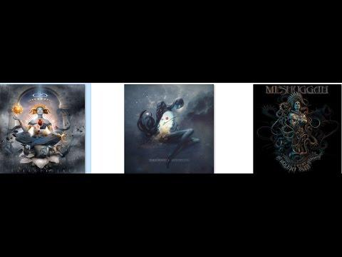 Top 10 Album covers of 2016 chosen by RockAndMetalNewz!