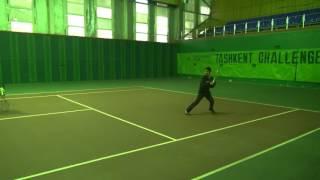 Теннис. Дневник тренировок. 12.