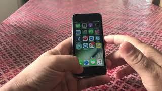 IOS 11 FINAL..PRIMEIRAS IMPRESSÕES ( iPhone SE)