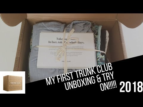 MY FIRST TRUNK CLUB UNBOXING & TRY ON!!!